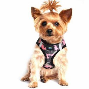 DOGGIE DESIGN American River Dog Harness Camouflage Collection