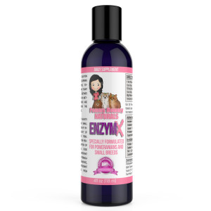 Pommy Mommy Naturals EnzymX - Antioxidant Liquid Formula Liquid Formula for Your Dogs and Cats That Will Assist in Cleansing Toxins and Free Radicals From Their Body! 100%!!