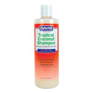 Davis Tropical Coconut Pet Shampoo, 12 oz