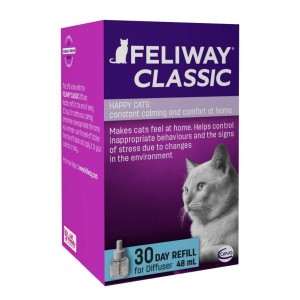 Ceva Feliway Plug-in Diffuser Refill for Cats