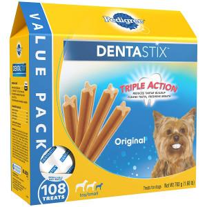 Pedigree Dentastix Dog Dental Treats Original Flavor