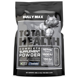 Bully Max Total Health 7-in-one Dog Supplement (60 Day Supply)