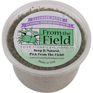 From The Field Ultimate Blend Silver Vine/Catnip Mix Tub