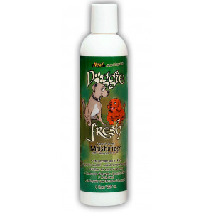 Doggie Fresh Skin and Coat Moisturizers, Lotion/Crme, 8oz, Original, Herbal and Citrus, fragrances...Helps Manage Shedding for Dogs!