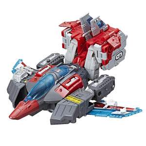 Transformers Generations Titans Return Voyager Class Broadside and Blunderbuss