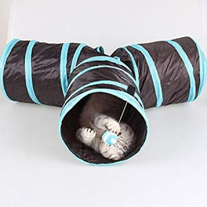 O3 Collapsible Cat Tunnel Toy