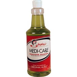076146 Medi-Care Med Shampoo W/Tea Tree and Lemon Grass, 32 oz