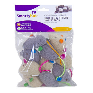 SmartyKat Value Pack Cat Toys