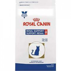 Royal Canin Veterinary Diet Renal Support A Dry Cat Food 3 lb
