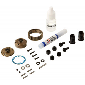 Team Losi TLR Complete 2Wd Gear Diff Aluminum Gear: All 22