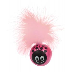 Petsport Kitty Freak Ladybug Cat Toy