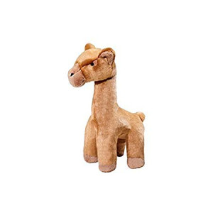 Fluff and Tuff Tina the Alpaca Plush Dog Toy