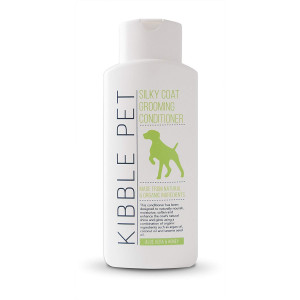 Kibble Pet Grooming Conditioner - Vet Recommended - Human Salon Quality formulated for a Silky, hydrated, Healthy Coat :: Pet pH Balanced, Hypoallergenic and Made with Natural and Organic Ingredients