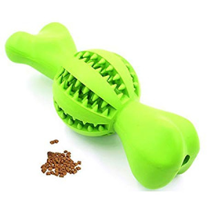 Pelay Pet Dog Puppy Cat Play Ball Squeaky Squeaker Cute Chew Training Toy (7.0 inches)