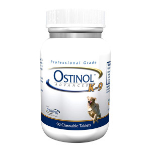 ZyCal Ostinol Advanced K-9, 90 Chewable Tabs