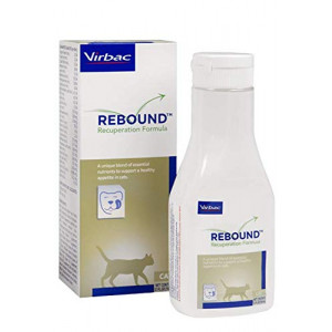 Virbac Rebound Recuperation Formula Feline - 150 ml (5.1 fl oz)
