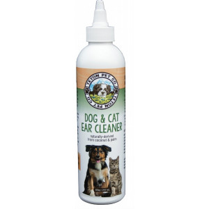 Teton Pet Co.'s Dog and Cat Ear Cleaner With All Naturally Derived Ingredients Will Keep Your Best Friends Ears As Squeaky Clean As The Rocky Mountain Air- A Clean Pet is a Happy Pet!