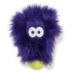 West Paw Rowdies with HardyTex and Zogoflex, Durable Plush Dog Toy for Small to Medium Dogs, Rosebud