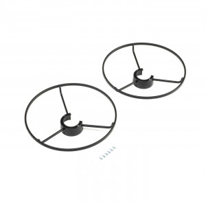 E-flite EFL Prop Guards Left and Right: X Vert