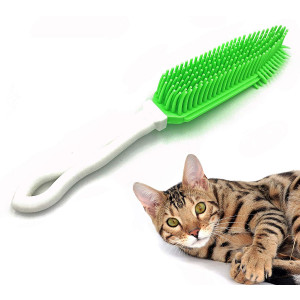 Dasksha Cat Hair Remover Brush - Removes Hair from Furniture, Carpet, Bedding