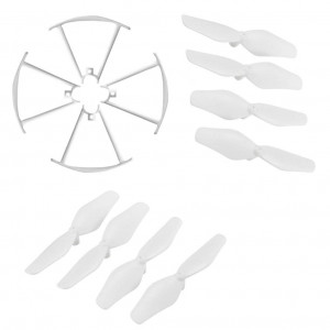 XiaoPengYo Spare Parts Propeller Blade Protective Frame Protection Compatible for Syma X20 X20-S X20W Quadcopter