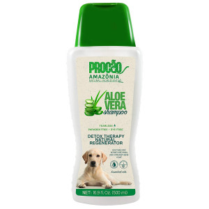 PROCO: Dog Shampoo - 16.9 oz - Sustainably Sourced from Amazon Rainforest - No Parabens or Dyes - Tearless - Essential Oils