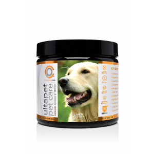 curcuminpro UltaPet is The only pet Meal Topper offering The Highest Level of Natural Curcumin Benefits in a BioSoluble Food Enhancer with TerraPro Clay and Superior Joint Supplements. 90 Day Supply!