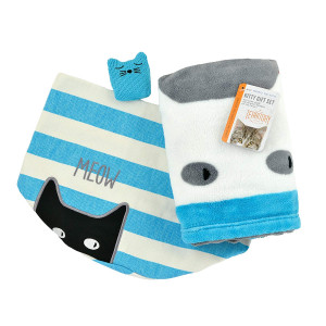 Territory Pet Gift Sets for Cats and Dogs