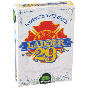 Green Couch Games Ladder 29 Game Firefighter Card Game