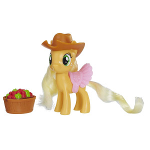 My Little Pony School of Friendship Applejack