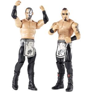 WWE Series # 50 Konner and Vicktor Figures, 2 Pack
