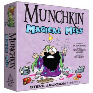 Munchkin Magical Mess Game
