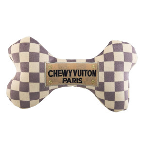 Haute Diggity Dog Fashion Hound Collection | Unique Squeaky Plush Dog Toys  The Basics (Bones and Balls)