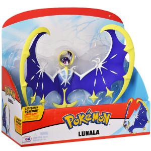 Pokemon 12 Inch Scale Articulated Action Figure - Legendary Lunala