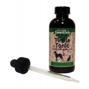 Tinkle Tonic Liquid for Dogs and Cats, 4 ounce - Animal Essentials