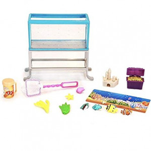 My Life As 18 inch Doll Accessories - Aquarium Play Set