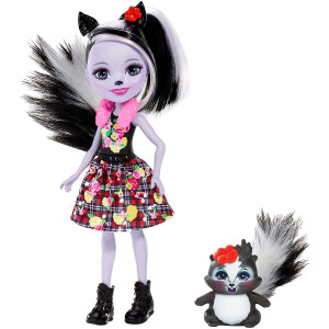 Enchantimals Skunk Doll
