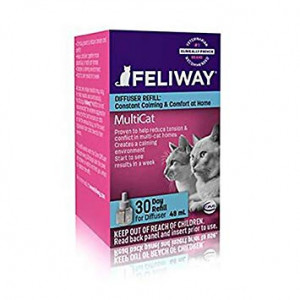 Feliway Refill for Diffuser Multiple Cats 3pk