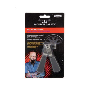 Jackson Galaxy Soft Grip Cat Nail Clippers