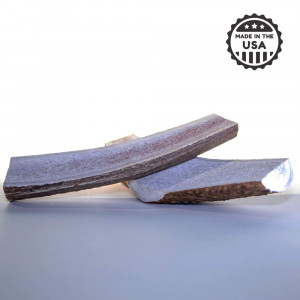 """Large, Split Elk Antler Chew (6""""-9"""") - Elkhound Trading Co - Premium Elk Antler Chews for Dogs - for Medium to Large Less-Aggressive Chewers - Fresh, Naturally Shed North American Grade  A and A+"""
