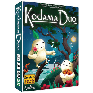 Indie Boards and Cards Kodama Duo Games
