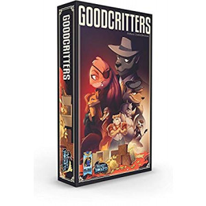 Arcane Wonders AS197 Goodcritters, Multi-Colored