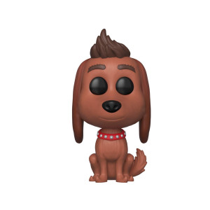 Funko Pop Animation: The Grinch Movie - Max The Dog Collectible Figure, Multicolor