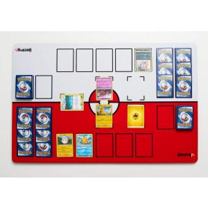 GMC Deluxe 2 Player Compatible Pokemon Stadium Mat Board Playmat