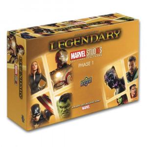 Upper Deck Legendary DBG: Marvel Studios 10th Anniversary