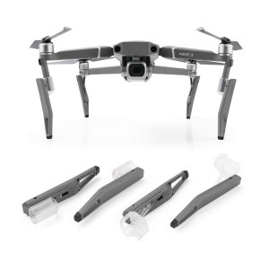 RCGEEK Compatible Mavic Pro 2 Landing Gear Legs Feet Height Extender Kit Quick Release for DJI Mavic 2 PRO and Mavic 2 Zoom Drone