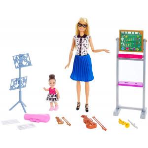 Barbie Music Teacher Doll and Playset