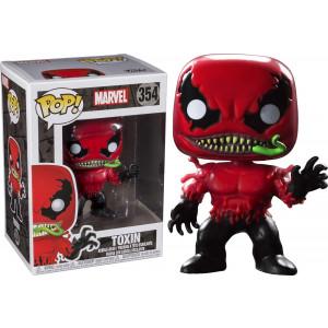 Pop Marvel: Toxin Collectible Figure, Multicolor