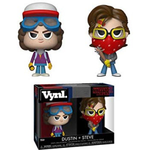 Funko VYNL: Stranger Things - Steven and Dustin Toy, Multicolor