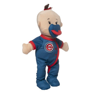 Baby Fanatic Chicago Cubs Wee Baby Stella Officially Licensed MLB Baby Doll